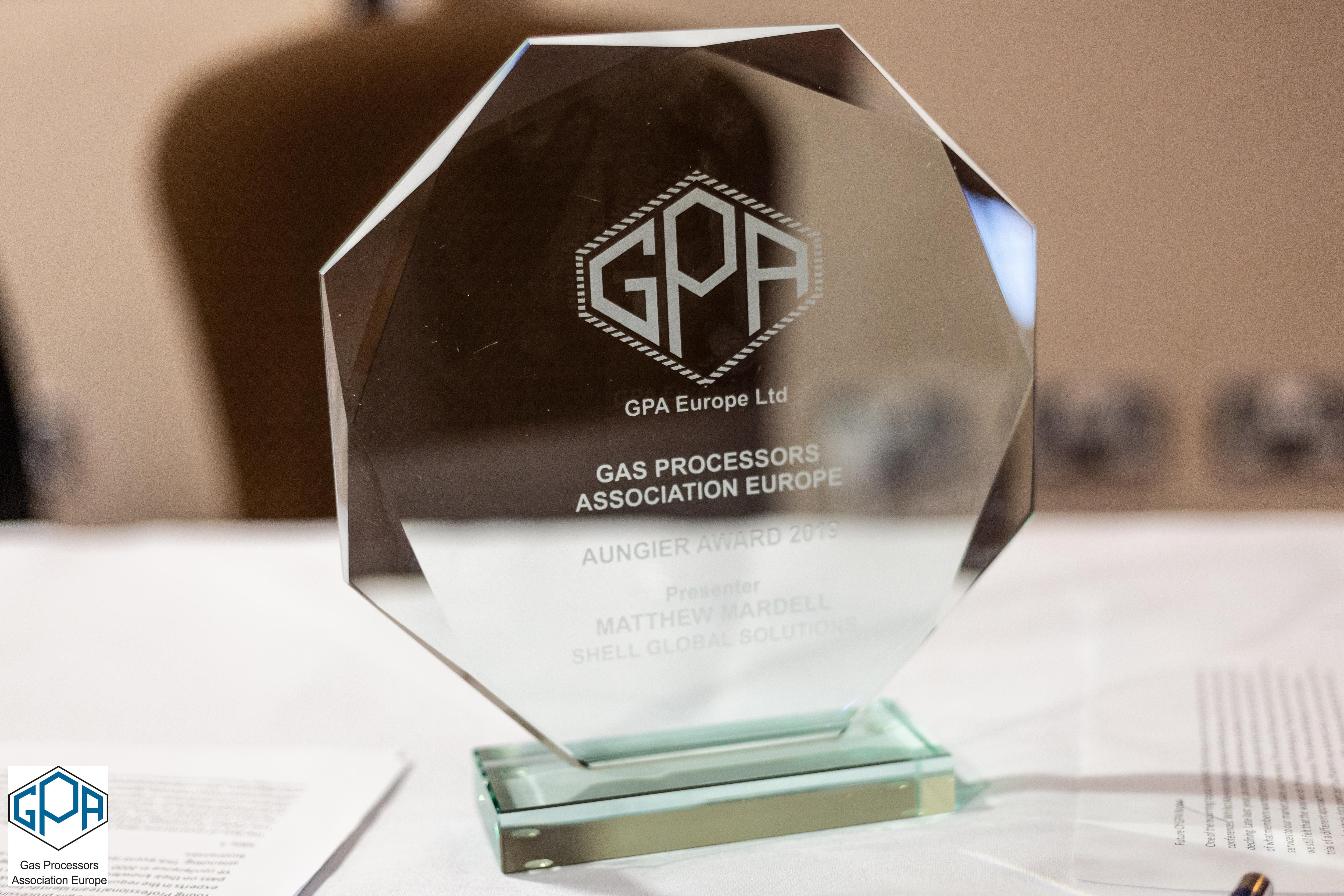 Aungier Award
