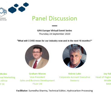 GPA Europe Panel Discussion